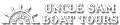 Uncle Sam Boat Tours: 1000 Islands Boat Tours in Alexandria Bay NY